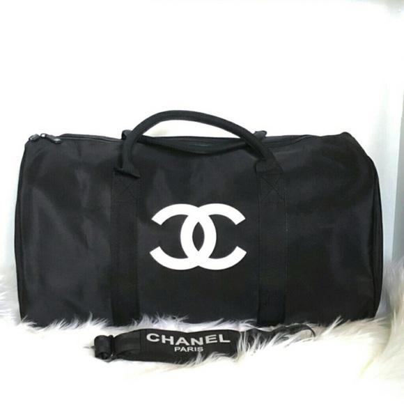 3b49e734faec CHANEL Handbags - Authentic VIP GIFT Chanel duffel bag